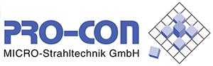 PRO CON Microstrahltechnik Logo